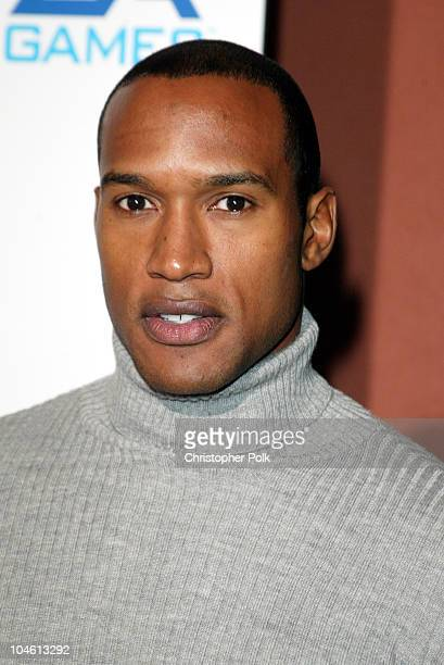 Henry Simmons during EA Games Launch Party at Raleigh Studios in Hollywood CA United States