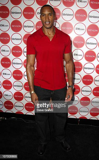Henry Simmons during Entertainment Weekly Magazine 4th Annual PreEmmy Party Arrivals at Republic in Los Angeles California United States