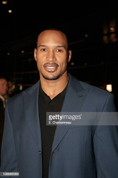 Henry Simmons during Los Angeles Premiere of Focus Features' Something New at Cinerama Dome / Cabanna Club in Hollywood California United States
