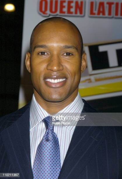 Henry Simmons during Taxi New York Premiere at Jacob K Javits Center in New York City New York United States