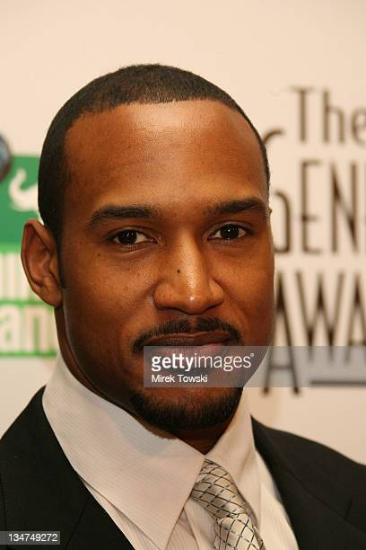 Henry Simmons during The 20th Annual Genesis Awards at Beverly Hilton Hotel in Beverly Hills California United States