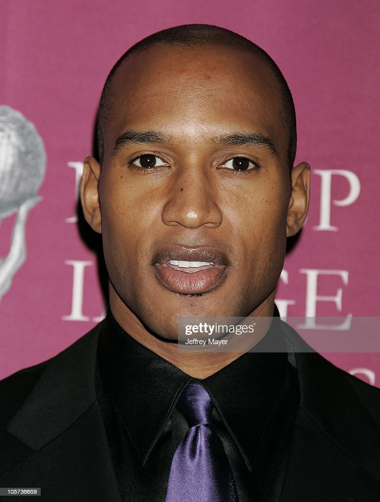 Henry Simmons during The 36th Annual NAACP Image Awards - Arrivals at Dorothy Chandler Pavilion in Los Angeles, California, United States.