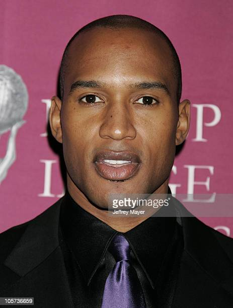 Henry Simmons during The 36th Annual NAACP Image Awards Arrivals at Dorothy Chandler Pavilion in Los Angeles California United States