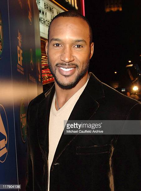 Henry Simmons during The Recording Academy and Entertainment Industry Foundation Hosts the Second Annual GRAMMY Jam Presented by Mercedes Benz USA...
