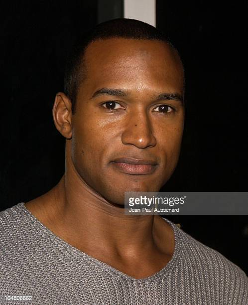Henry Simmons during Welcome To Collinwood Premiere at Cinerama Dome in Hollywood California United States
