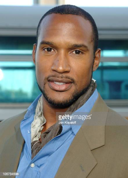 Henry Simmons during Wicked Los Angeles Opening Night Arrivals at Pantages Theatre in Hollywood California United States