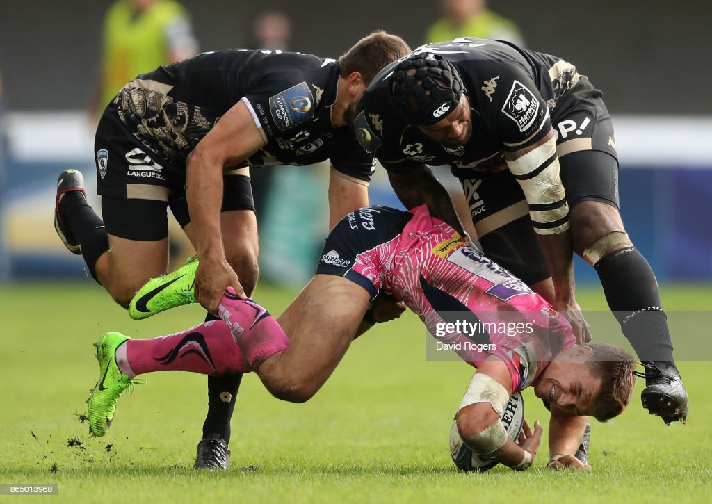 Montpellier v Exeter Chiefs -  Champions Cup