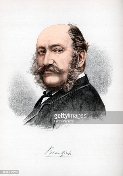 Henry Somerset 8th Duke of Beaufort British peer soldier and politician c1890 A famous sportsman Somerset was editor of the Badminton Library series...