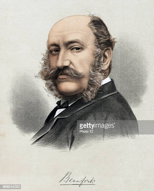 Henry Somerset 8th Duke of Beaufort Famous sportsman editor of Badminton Library series of books on sporting subjects family seat Badminton House...