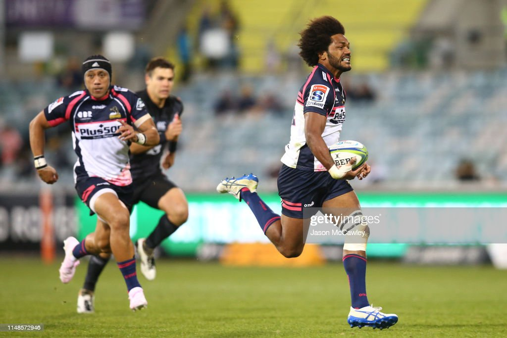 Super Rugby Rd 13 - Brumbies v Sunwolves : News Photo