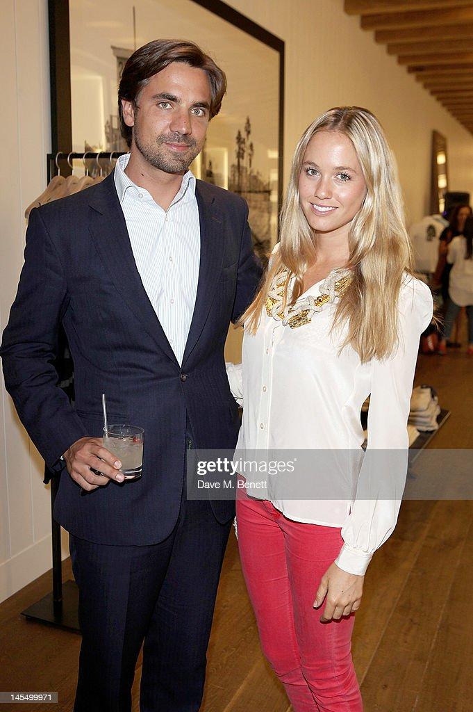 James Perse Launches First European Store In Notting Hill : Nachrichtenfoto
