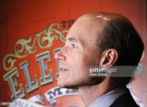 Henry Stram attends the Broadway Opening Night Performance After Party for 'The Elephant Man' at Gotham on December 7 2014 in New York City