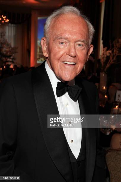 Henry T Segerstrom attends Carnegie Hall Medal of Excellence Gala Honoring HENRY T SEGERSTROM at WaldorfAstoria on June 7 2010 in New York
