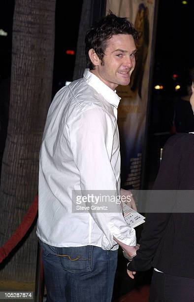 Henry Thomas during 'Eternal Sunshine Of The Spotless Mind' Los Angeles Premiere at Academy Theatre in Beverly Hills California United States
