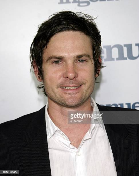 Henry Thomas during Ingenue Magazine Launch Party Arrivals at SkyBar At The Mondrian Hotel in West Hollywood California United States