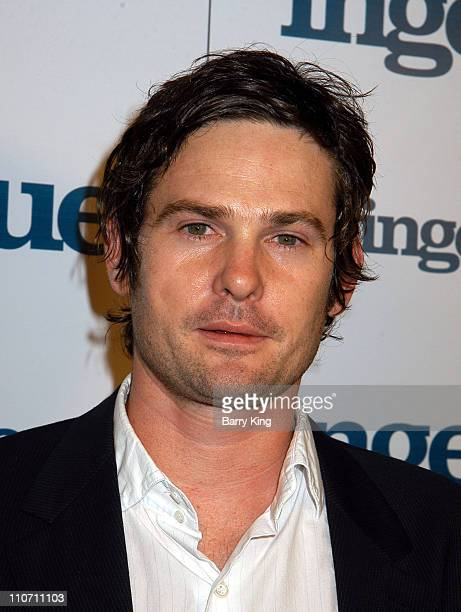 Henry Thomas during Ingenue Magazine Launches With Los Angeles Soiree at SkyBar in West Hollywood California United States