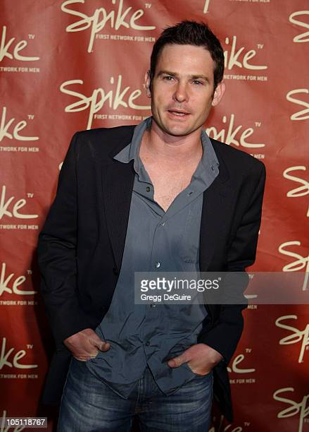 Henry Thomas during Launch of Spike TV at the Playboy Mansion at Playboy Mansion in Los Angeles California United States