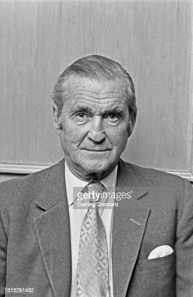 Henry Thynne, 6th Marquess of Bath , UK, 28th November 1973.
