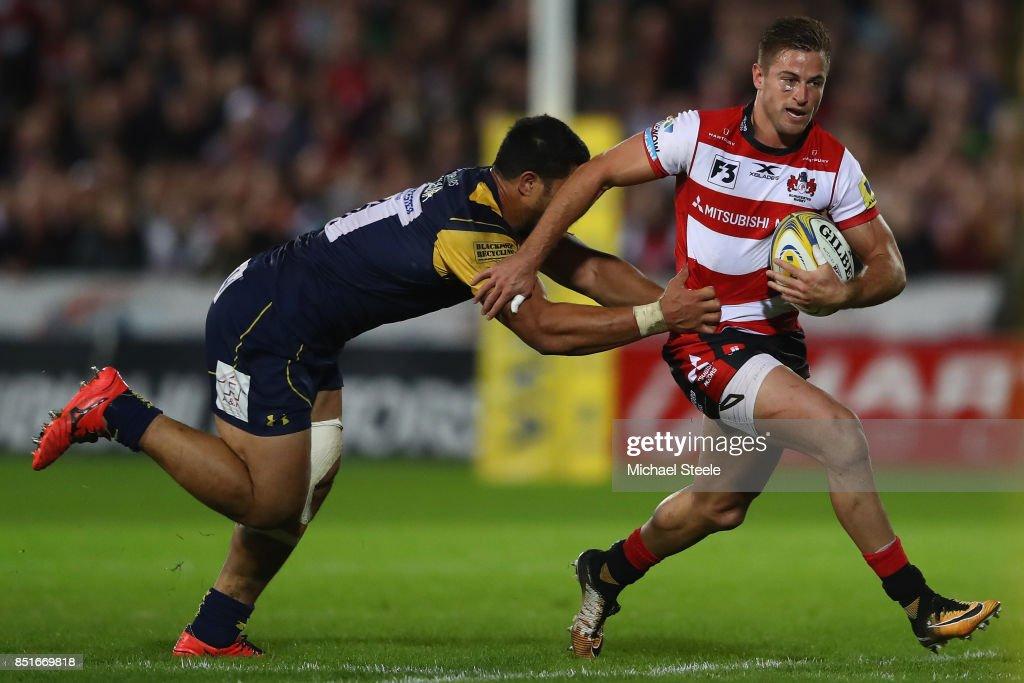 Gloucester Rugby v Worcester Warriors - Aviva Premiership