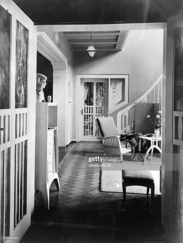 Hochwertig Henry Van De Velde   Wohnhaus In Weimar