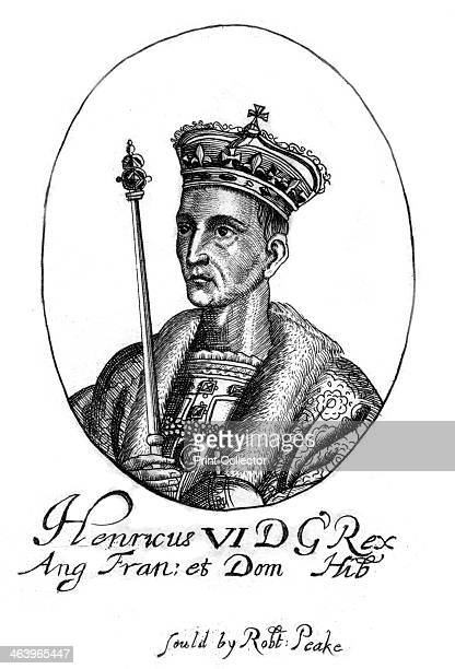 Henry VI of England Portrait of the king the last monarch of the House of Lancaster