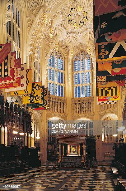Henry VII Chapel or Henry VII Lady Chapel 15031519 Westminster Abbey London England United Kingdom