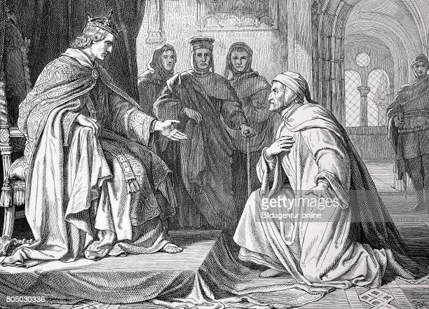 Henry VII Heinrich 1275 24 August 1313 was the King of Germany or Rex Romanorum from 1308 and Holy Roman Emperor from 1312 and Durante degli...