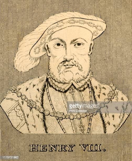 Henry VIII' 1830 Henry VIII King of England from 1509 until his death was the second Tudor monarch best known for his six marriages and the English...