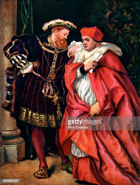 characterization of cardinal wolsey in a man a for all seasons A man for all seasons was  the film about a man who was so committed to  with outstanding performances by orson welles as cardinal wolsey and.