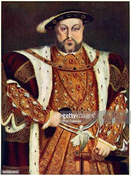 'Henry VIII' c15171540 From the collection at Windsor Castle