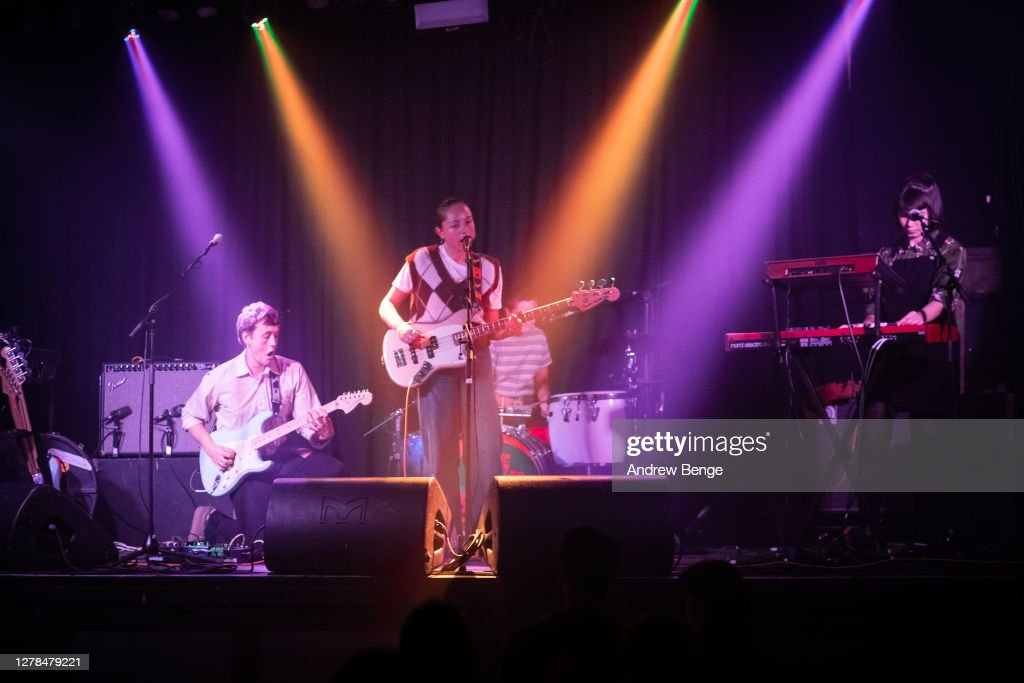 The Orielles Perform At Belgrave Music Hall Leeds : ニュース写真