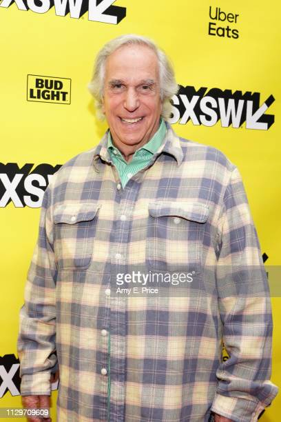 Henry Winkler attends Featured Session Henry Winkler Acting Workshop during the 2019 SXSW Conference and Festivals at Austin Convention Center on...