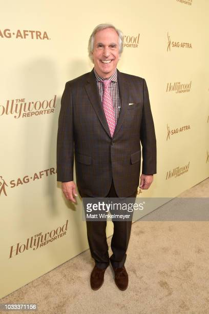 Henry Winkler attends The Hollywood Reporter SAGAFTRA 2nd annual Emmy Nominees Night presented by Douglas Elliman and Heineken at Avra Beverly Hills...