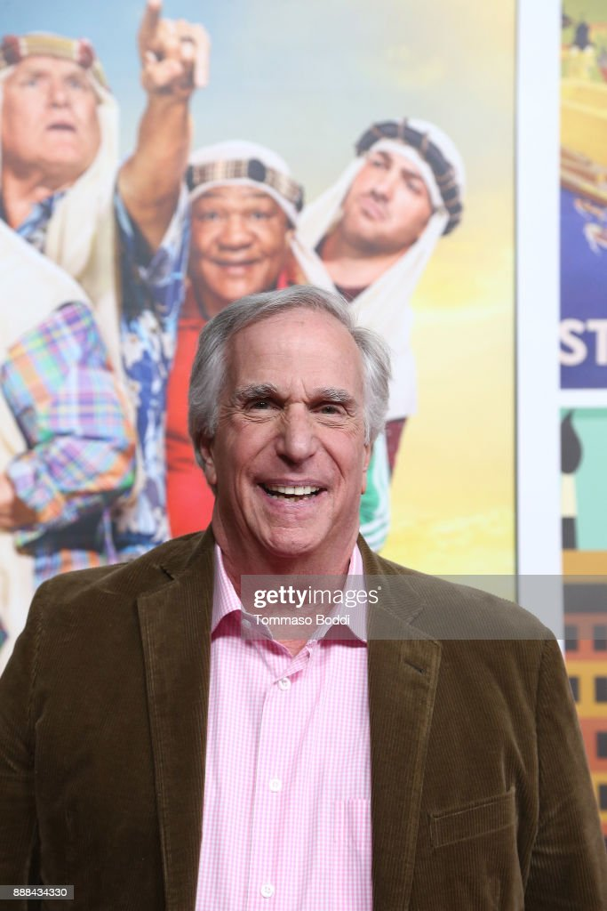 "Premiere Of NBC's ""Better Late Than Never"" - Arrivals"