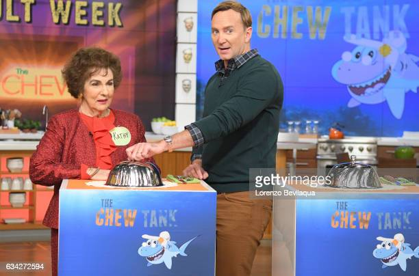 THE CHEW Henry Winkler is the guest Tuesday February 7 2017 on ABC's 'The Chew' 'The Chew' airs MONDAY FRIDAY on the ABC Television Network KELLY