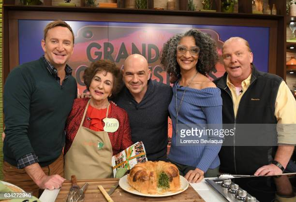 THE CHEW Henry Winkler is the guest Tuesday February 7 2017 on ABC's 'The Chew' 'The Chew' airs MONDAY FRIDAY on the ABC Television Network BATALI