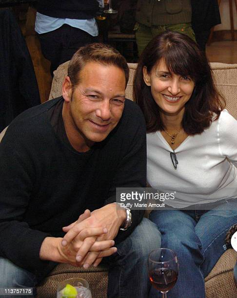 """Henry Winterson, CEO of First Look Studio/Producer of """"The Proposition"""" and Ruth Vitale, President of First Look Pictures"""