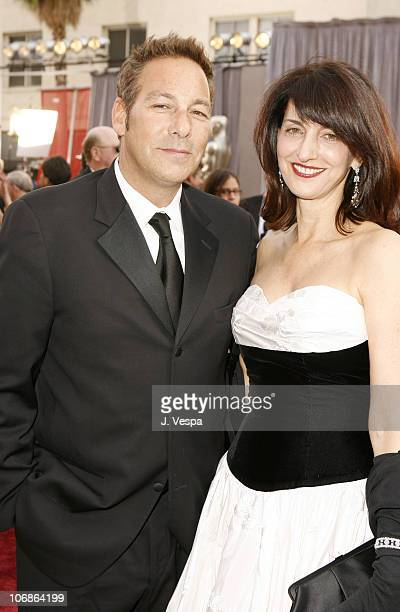 Henry Winterstern and Ruth Vitale of First Look during The 78th Annual Academy Awards - Executive Arrivals at Kodak Theatre in Hollywood, California,...