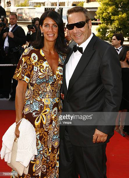 Henry Winterstern at the Palais de Festival in Cannes, France.