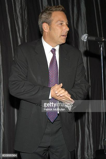 Henry Winterstern attends THE CINEMA SOCIETY presents the NY Premiere of First Look Pictures' THE PROPOSITION at IFC Center on April 27, 2006 in New...