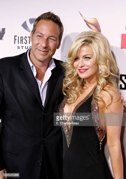 Henry Winterstern of First Look Studios and Carmen Electra
