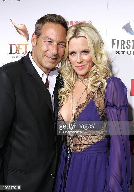 Henry Winterstern of First Look Studios and Jenny McCarthy