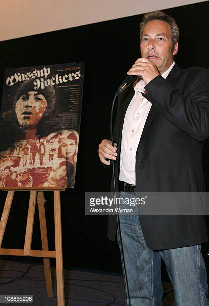 """Henry Winterstern, producer during """"Wassup Rockers"""" Los Angeles Premiere and Party at Egyptian Theater in Hollywood, California, United States."""