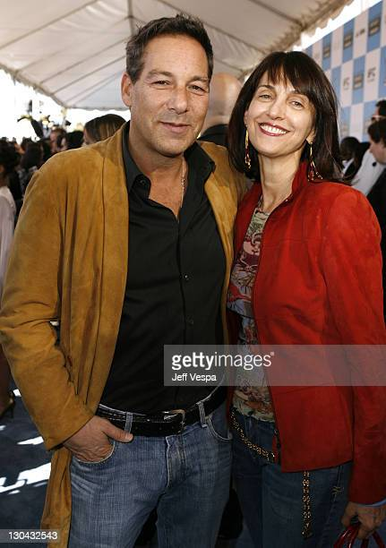 """Henry Winterstern, producer, nominee Best Feature for """"The Dead Girl"""" and Ruth Vitale"""