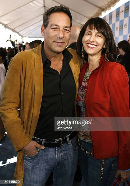 """Henry Winterstern, producer, nominee Best Feature for """"The Dead Girl,"""" and Ruth Vitale"""