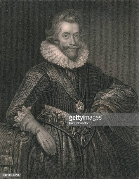 Henry Wriothesley Earl of Southampton' circa 1610s Portrait of English aristocrat Henry Wriothesley 3rd Earl of Southampton Wriothesley one of...