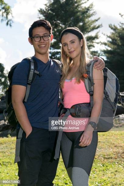 Henry Zhang and Evan Lynyak Yale Debate Team Couple from Los Angeles Ca on the 30th season of THE AMAZING RACE will premiere during the 20172018...