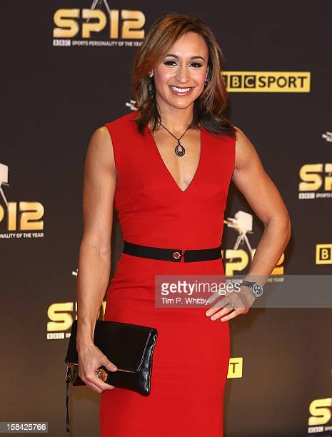 Heptathlete Jessica Ennis attends the BBC Sports Personality of the Year Awards at ExCeL on December 16 2012 in London England