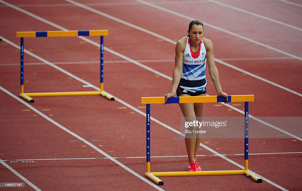 Olympics Day -2 - Team GB Track and Field Preparation Camp in Portugal : News Photo
