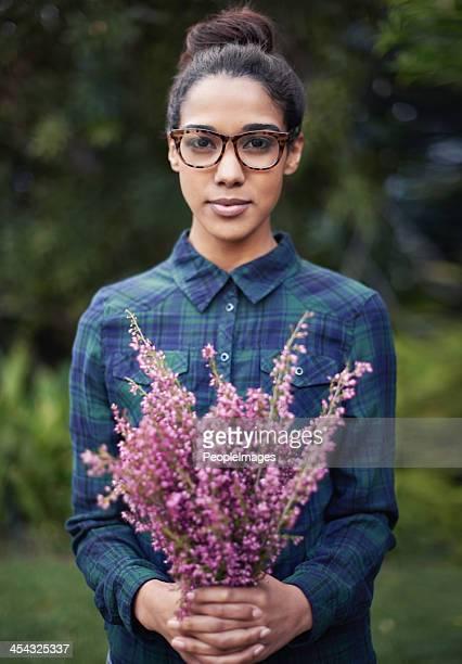 la bellezza è unico - mazzi fiori di campo foto e immagini stock